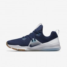 Nike Zoom Train Command Training Shoes Mens Binary Blue/Pure Platinum/White 922478-400