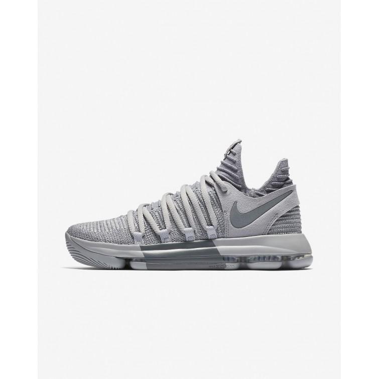 1e53972f8241 Nike Zoom KDX Basketball Shoes Womens Wolf Grey Cool Grey 897815-007