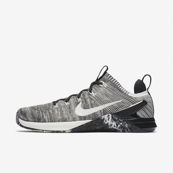 Nike Metcon DSX Flyknit 2 Training Shoes Mens Matte Silver/Light Silver/Sail 924423-001
