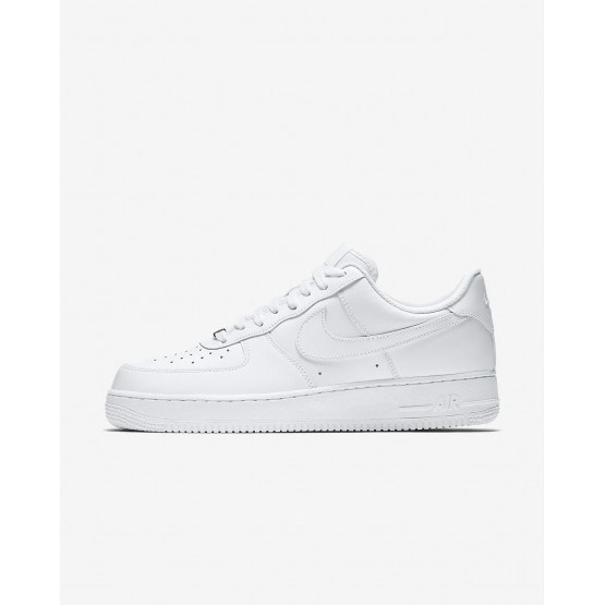 Nike Air Force 1 07 Lifestyle Shoes Mens White 315122-111