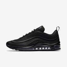 Nike Air Max 97 Ultra 17 Premium Lifestyle Shoes Mens Black/Anthracite AH7581-002
