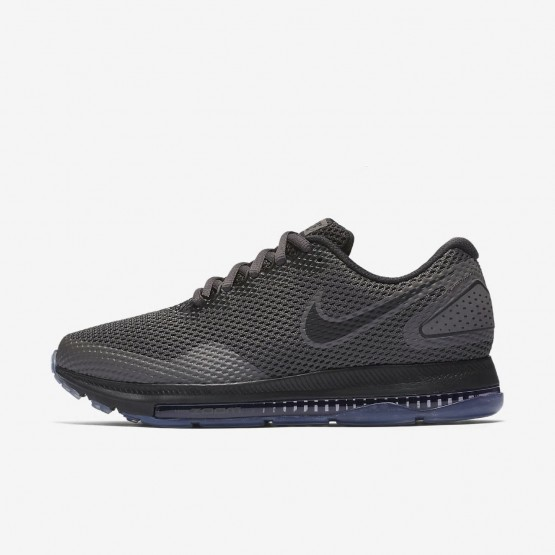 Nike Zoom All Out Low 2 Running Shoes Womens Midnight Fog/Obsidian/Black AJ0036-002