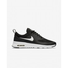 Nike Air Max Thea Lifestyle Shoes Womens Black/Summit White 599409-020