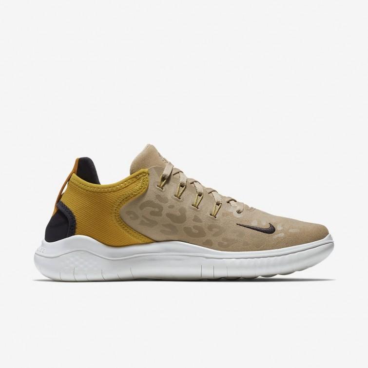 Beste Nike Free RN 2018 Wild Schuhe, Günstige Nike