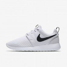 Nike Roshe One Lifestyle Shoes Womens White/Black 844994-101