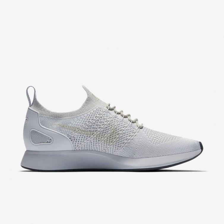 cd6243da4b9cc ... Nike Air Zoom Mariah Flyknit Racer Lifestyle Shoes Mens Pure Platinum Light  Bone White ...