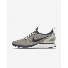 Nike Air Zoom Mariah Flyknit Racer Lifestyle Shoes Womens Pale Grey/Summit White/Light Bone/Dark Grey AA0521-002