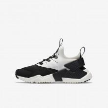 Sapatilhas Casual Nike Huarache Run Drift Menino Pretas/Branco 943344-002