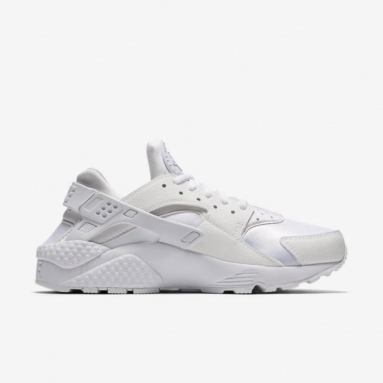 Goedkope Nike Air Huarache Casual Schoenen Dames Wit Online