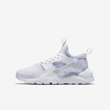 Nike Air Huarache Lifestyle Shoes Boys White 847569-100