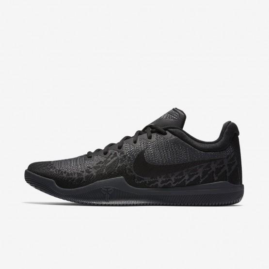 Nike Mamba Rage Basketball Shoes Mens Black/Dark Grey/Cool Grey 908972-002