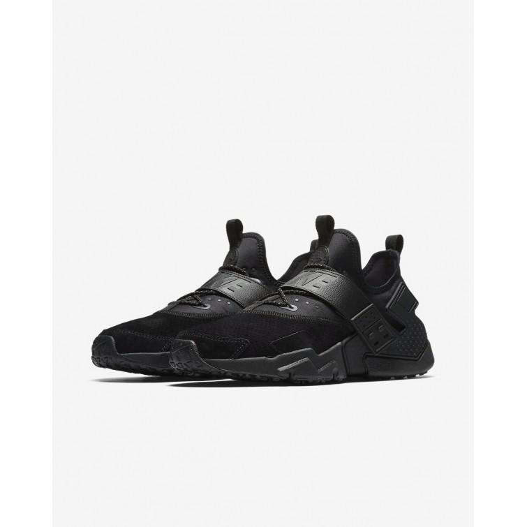 01bc14645adbd ... Nike Air Huarache Drift Premium Lifestyle Shoes Mens  Black White Anthracite AH7335-001