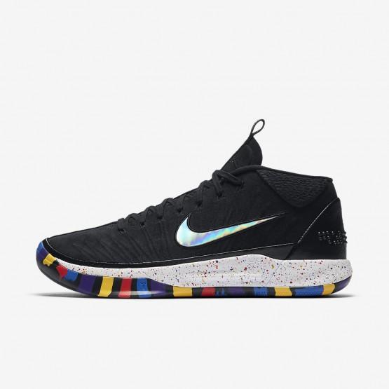 Nike Kobe A.D. The Moment Basketball Shoes Mens Black/Multi-Color AJ6921-001