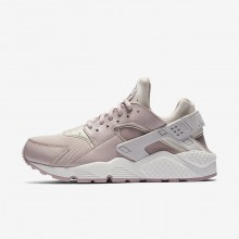Nike Air Huarache Lifestyle Shoes Womens Vast Grey/Summit White/Particle Rose 634835-029