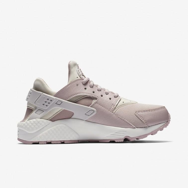 086b8e7f8466 ... Nike Air Huarache Lifestyle Shoes Womens Vast Grey Summit White Particle  Rose 634835- ...