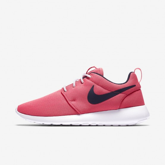 Nike Roshe One Lifestyle Shoes Womens Sea Coral/White/Obsidian 844994-801