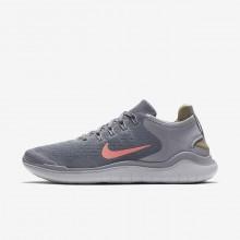Nike Free RN 2018 Laufschuhe Damen Grau/Grau 942837-005