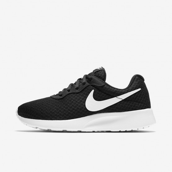 Nike Tanjun Lifestyle Shoes Womens Black/White 812655-011