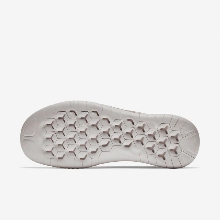 ebfa6cde0d63 Nike Free RN 2018 Running Shoes Womens Moon Particle Phantom Habanero  Red Team ...