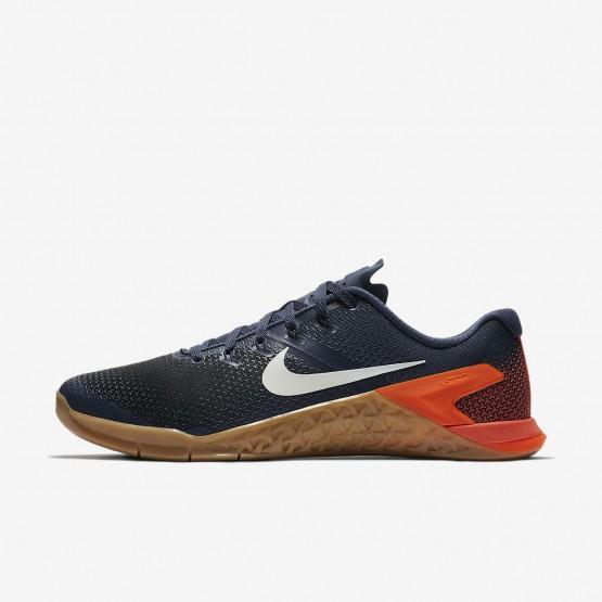 Nike Metcon 4 Fitness Schoenen Heren Blauw/Zwart/Wit AH7453-401