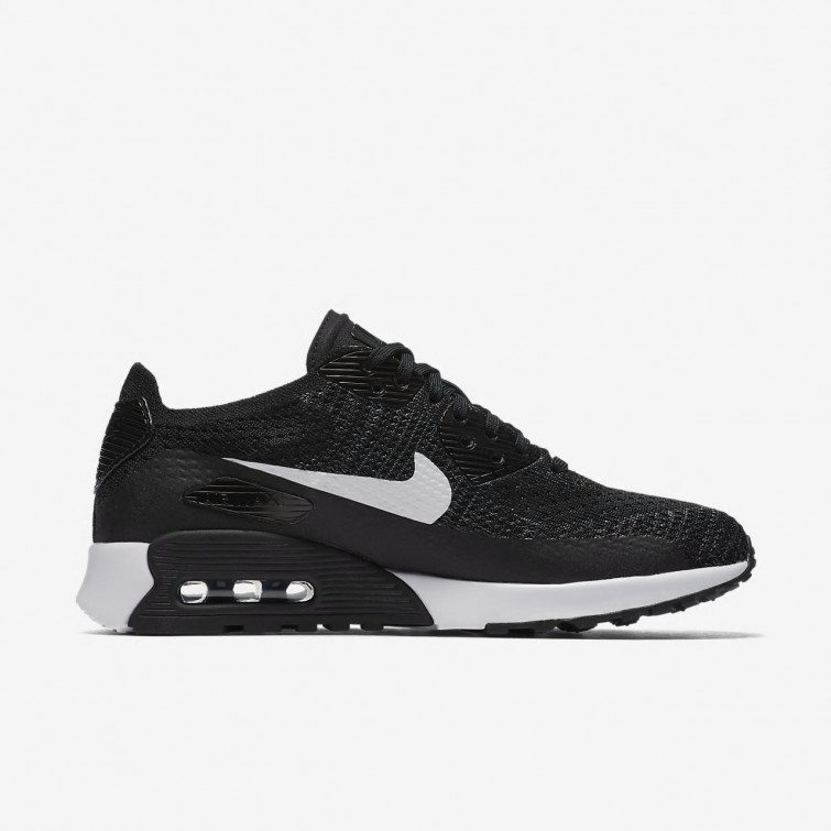 Nike Air Max 90 Ultra 2.0 Flyknit Atmosphere Grey Light