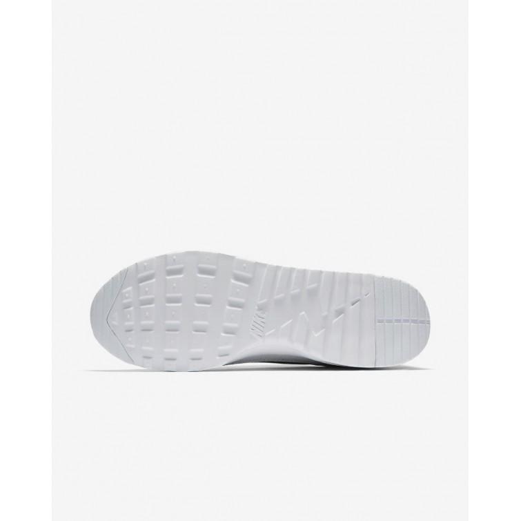 2eb9b4e96 Nike Air Max Thea Lifestyle Shoes Womens Pure Platinum White Black 599409- 022 ...