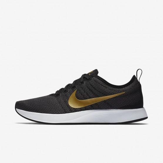 Nike Dualtone Racer SE Lifestyle Shoes Womens Black/Dark Grey/White/Metallic Gold 940418-005
