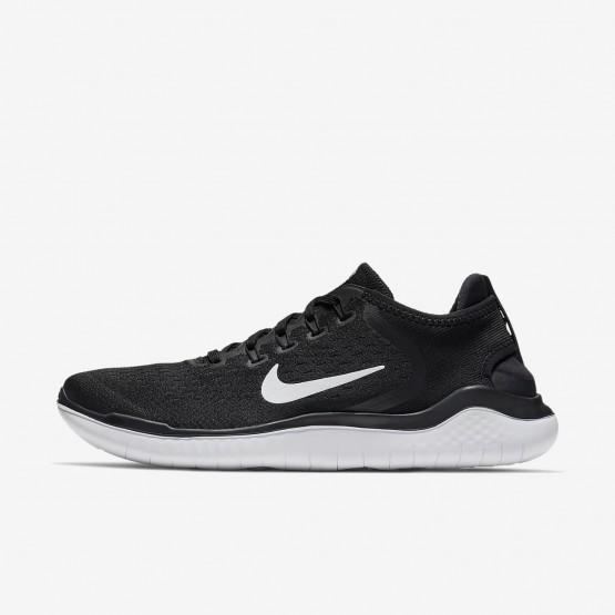 Nike Free RN 2018 Running Shoes Mens Black/White 942836-001
