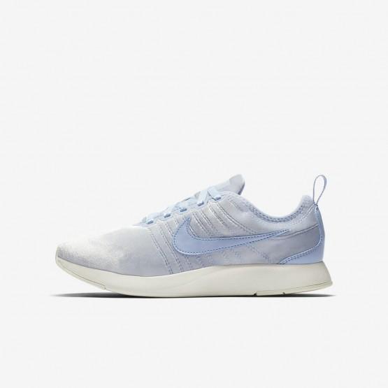 Nike Dualtone Racer Lifestyle Shoes Girls Royal Tint/Sail 943576-400