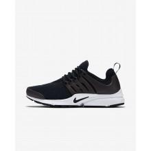 Zapatillas Casual Nike Air Presto Mujer Negras/Blancas 878068-001