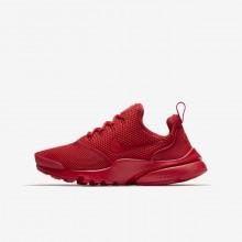 Nike Presto Fly Freizeitschuhe Jungen Rot 913966-600
