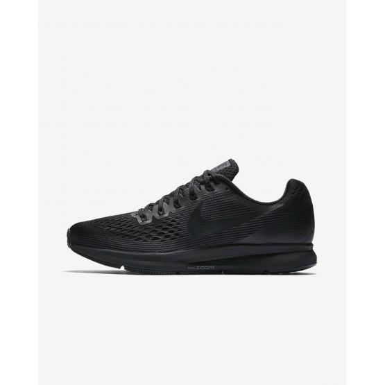 Sapatilhas Running Nike Air Zoom Pegasus 34 Homem Pretas/Cinzentas Escuro 880555-003