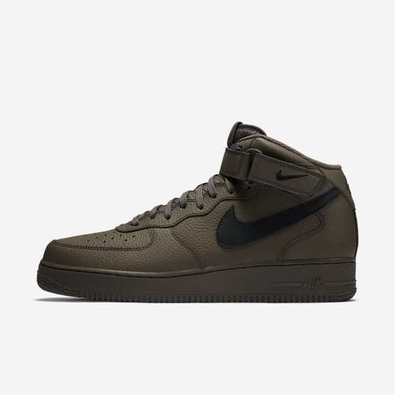 Nike Air Force 1 Lifestyle Shoes Mens Ridgerock/Black 315123-205