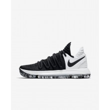 Nike Zoom KDX Basketball Shoes Womens Black/White 897815-008