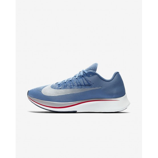 Nike Zoom Fly Running Shoes Mens Aegean Storm/Blue Nebula/Thunder Blue/Summit White 880848-402