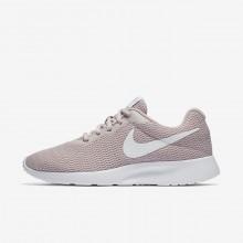 Nike Tanjun Casual Schoenen Dames Roze/Wit 812655-605