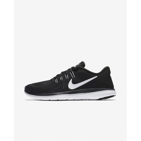 Nike Flex 2017 RN Running Shoes Womens Black/Anthracite/Wolf Grey/White 898476-001