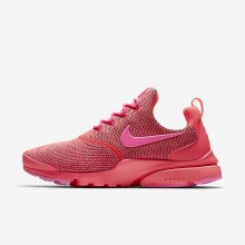 Nike Presto Fly SE Lifestyle Shoes Womens Hot Punch/Pink Blast 910570-604