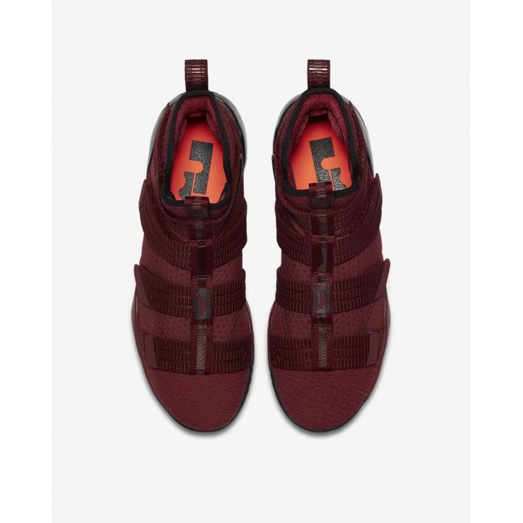 online store 3846d 33797 ... Nike LeBron Soldier XI SFG Basketballschuhe Damen Rot Weiß Schwarz ...