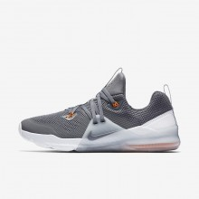 Nike Zoom Train Command Training Shoes Mens Dark Grey/Wolf Grey/Hyper Crimson 922478-001