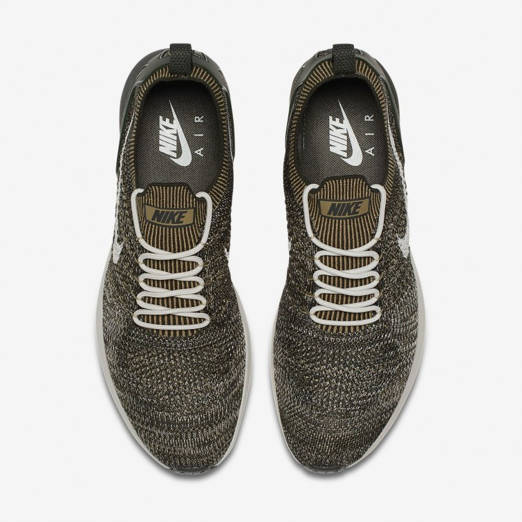 03767062201 ... Nike Air Zoom Mariah Flyknit Racer Lifestyle Shoes Mens Sequoia Light  Bone Neutral Olive ...