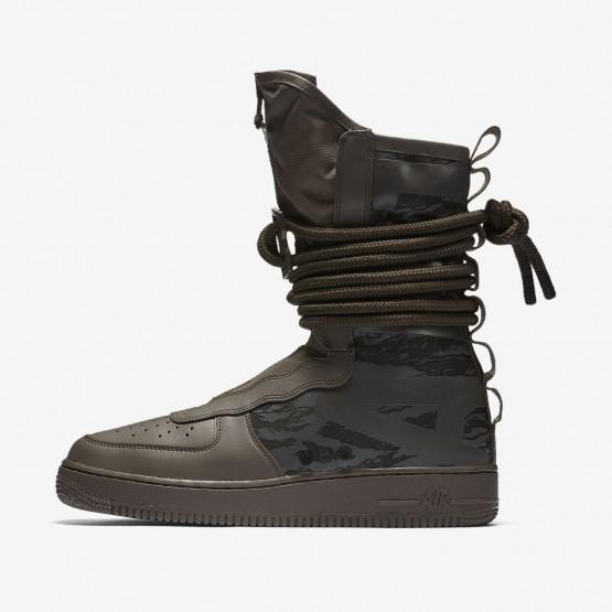 Nike SF Air Force 1 Hi Casual Schoenen Heren Zwart AA1128-203