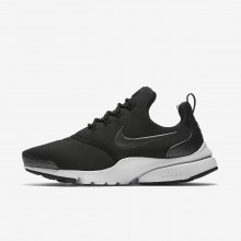 Nike Presto Fly SE Lifestyle Shoes Womens Black/White/Metallic Hematite 910570-003