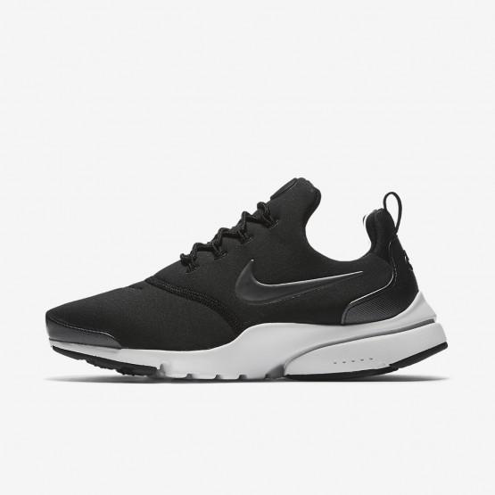 Nike Presto Fly Lifestyle Shoes Womens Black/White/Metallic Hematite 910570-003