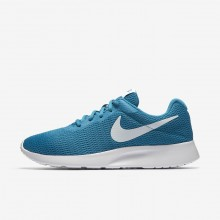 Nike Tanjun Lifestyle Shoes Womens Neo Turquoise/White 812655-405