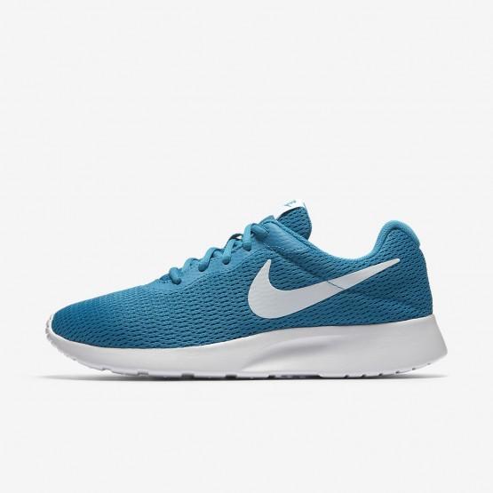 Nike Tanjun Lifestyle Shoes Womens Neo Turquoise/White 812655-405
