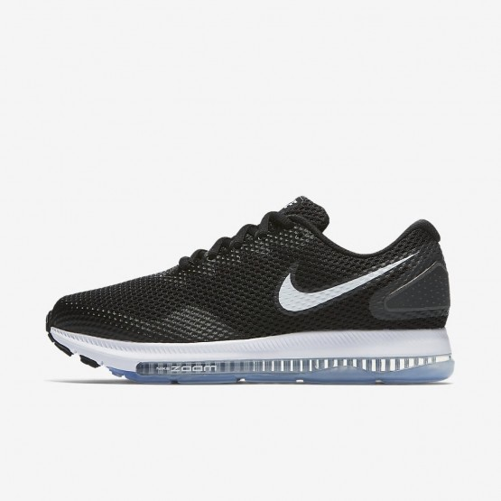 Nike Zoom All Out Low 2 Running Shoes Womens Black/Anthracite/White AJ0036-003