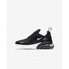 Zapatillas Casual Nike Air Max 270 Niño Negras/Blancas 943345-001