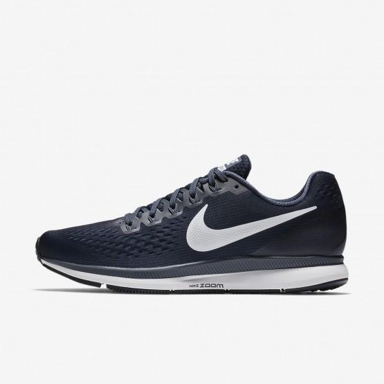 Nike Air Zoom Running Shoes Mens Obsidian/Thunder Blue/Black/White 880555-407