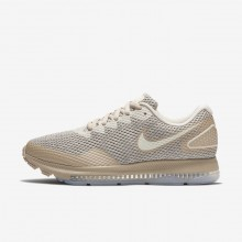 Nike Zoom All Out Low 2 Laufschuhe Damen Grau/Braun AJ0036-201
